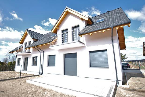 Realizacja - dom w Szreniawie