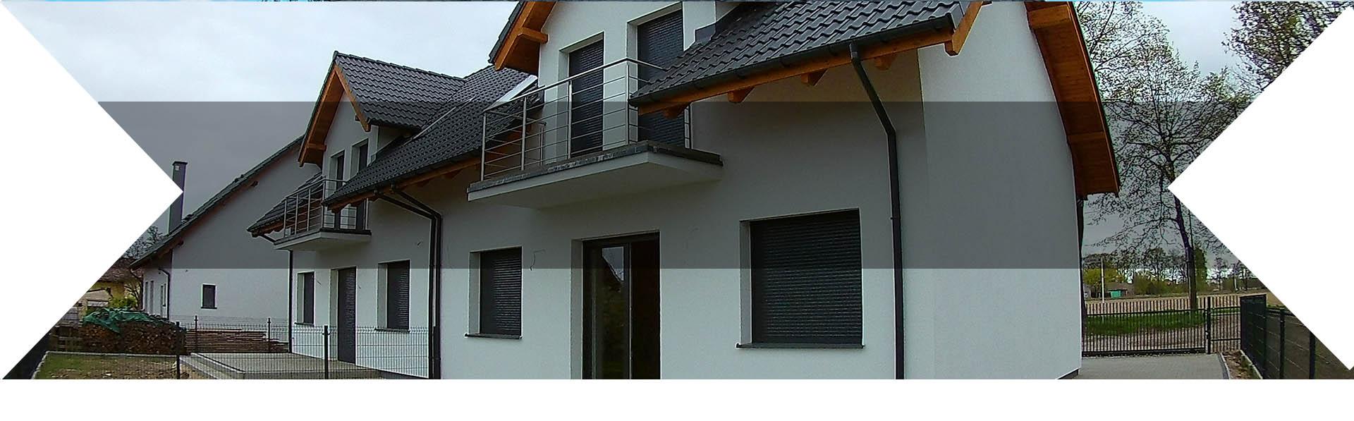 Budowa i sprzedaż domów