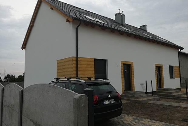 Realizacja domu chomencice