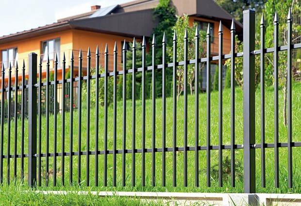 Brama ogrodzeniowa typu vario