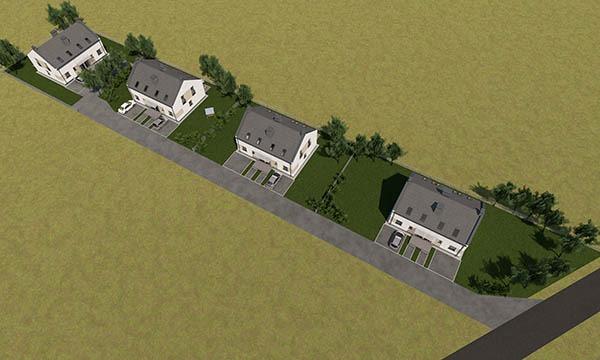 wizualizacja projektu domu